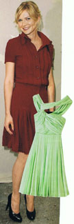 Shirtwaist dresses are just one on many 2008 styles available